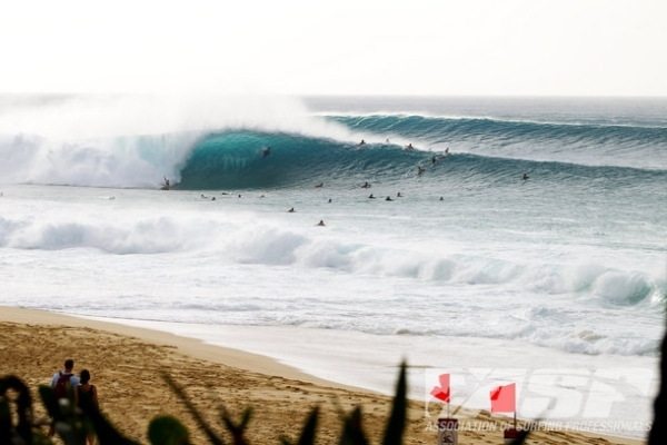 The Banzai Pipeline will continue to serve as the culminating event venue for the ASP World Tour season in 2013.