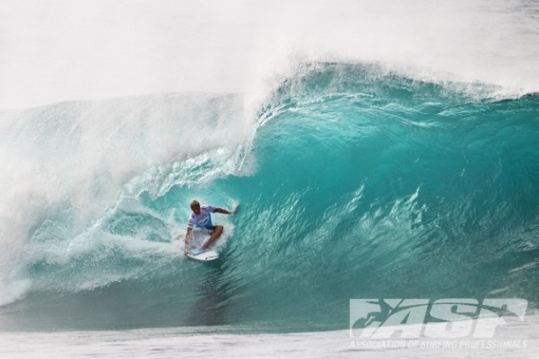 Sebastien Zietz (HAW), 24, leads the new crop of surfers joining the world's elite in 2013.
