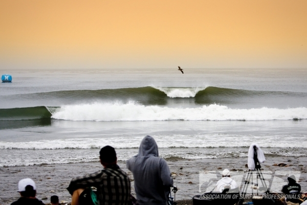 The Hurley Pro at Trestles is ON!