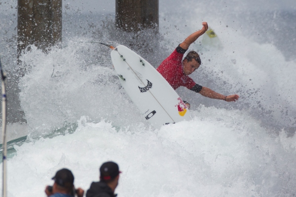 Julian Wilson (AUS), 23, ASP Prime Nike US Open of Surfing Champion!
