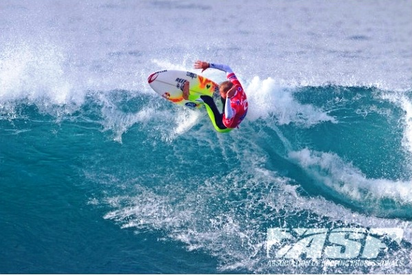 Rip Curl are backing Mick for another run at the ASP World Title, are you?