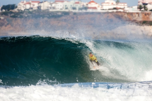 Kai Otton (AUS), 32, will face compatriot Adam Melling (AUS), 27, in Round 2 of the Rip Curl Pro Portugal this afternoon.