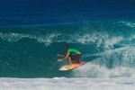 Pipeline More Gums Than Teeth At Volcom Pipe Pro