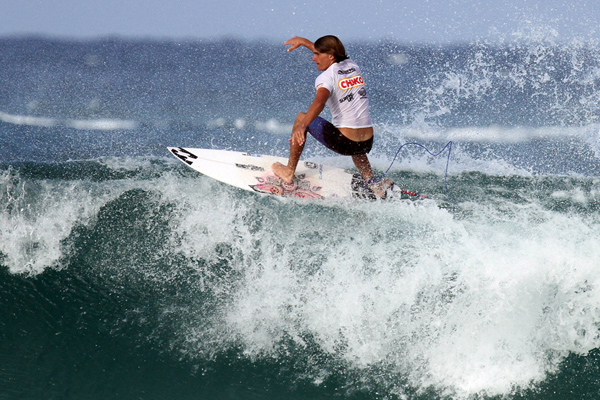 2013 Chiko MP Classic champion Mitch Parkinson (Gold Coast, QLD/AUS). Pic Surfing QLD.