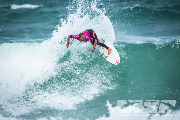Carissa Moore (HAW), 21, leads the ASP Top 17 entering the upcoming Roxy Pro.