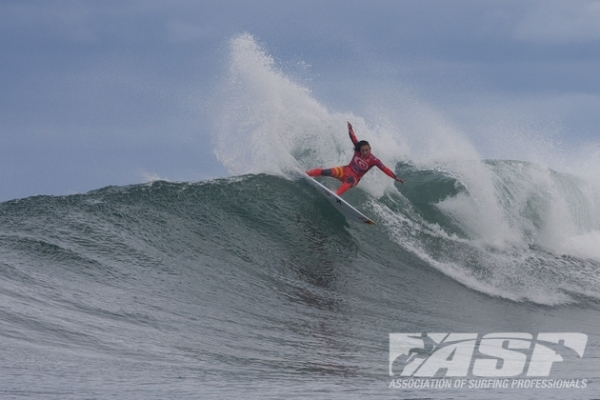 Carissa Moore (HAW), 20, has taken out the 2013 Rip Curl Women's Pro Bells Beach!