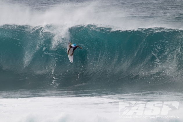 Dusty Payne (HAW), 24, is set to kick off 2013 at the ASP 5-Star Volcom Pipe Pro.