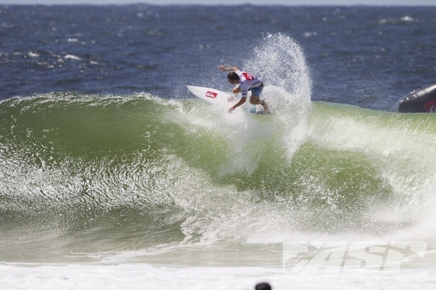 Travis Logie started his 2013 ASP WCT campaign off with a 9th place at the Quiksilver Pro Gold Coast.