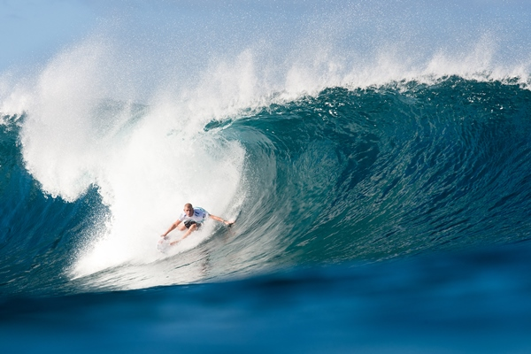 Mick Fanning - 2013 ASP World Champion!