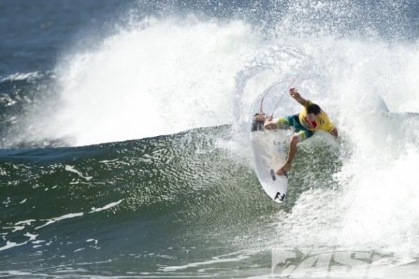 Joel Parkinson (AUS), 31, reigning ASP World Champion, will take on compatriot Adam Melling (AUS), 27, in Round 5 of the Quiksilver Pro Gold Coast.