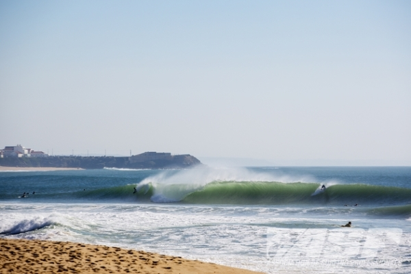 Supertubos will host the world's best surfers for Day 1 of the Rip Curl Pro Portugal.