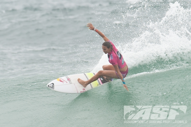 Sally Fitzgibbons (AUS), 22, is looking for a strong start to her ASP World Title campaign at the Roxy Pro Gold Coast.