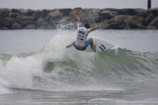 South Carolina's Cam Richards, 17, will compete in both the Vans Pro and Vans Pro Junior when competition resumes.