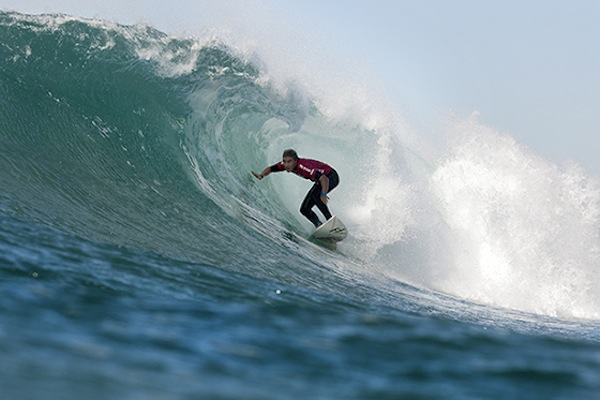 Shaun Joubert (ZAF) of Mossel Bay, will be one native South African in the draw at this year's Mr. Price Pro.