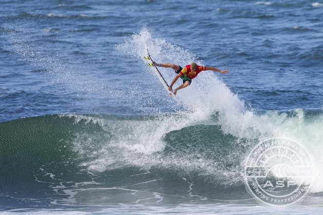 2012 event champion Sebastian Zietz will return to defend his title at the Reef Hawaiian Pro this season.