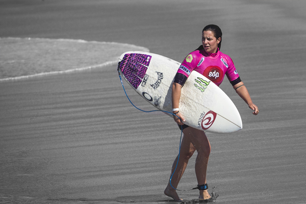 Tyler Wright (AUS), runner-up to the 2013 ASP Women's World Title. Pic ASP/Poullenot Aquashot
