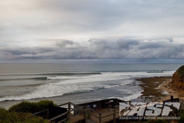 Bells Beach - one of the most iconic lineups on the planet.