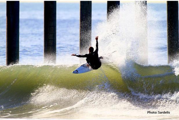 Micah Byrnes HB Pier