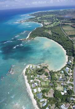 Kawela Bay North Shore Oahu Hawaii - Keep The North Shore Country