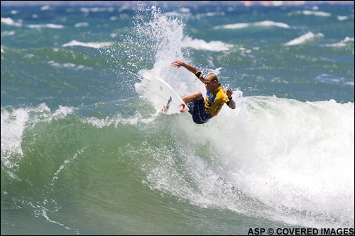Mick Fanning 2006 Nova Schin Champ. Pic credit ASP Tostee