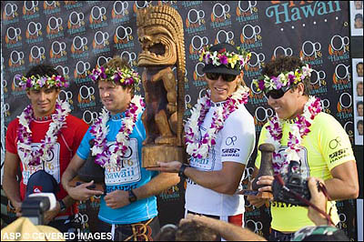 Op Pro Hawaii Winners