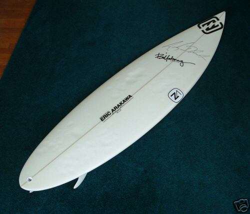 Andy Irons SurfBoard Keep The North Shore Country