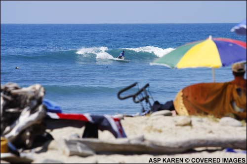 Boost Mobile Pro Surf Contest Lower Trestles