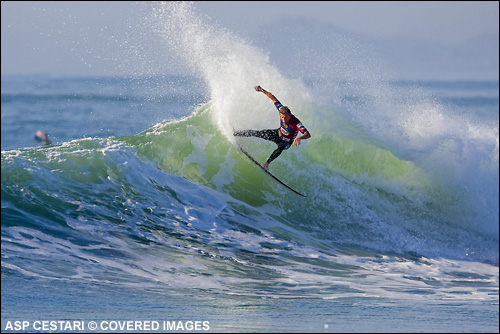 Taj Burrow Hang Loose Santa Catarina Pro Surf Contest