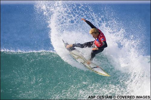 Bede Durbidge Billabong Pro JBay Surf Contest