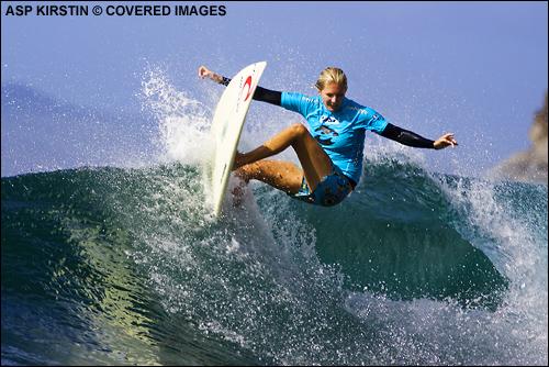 Stephanie Gilmore 2007 Billabong Pro Maui Champ