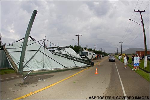 Hang Loose Santa Catarina Pro Storm Damage Day 3