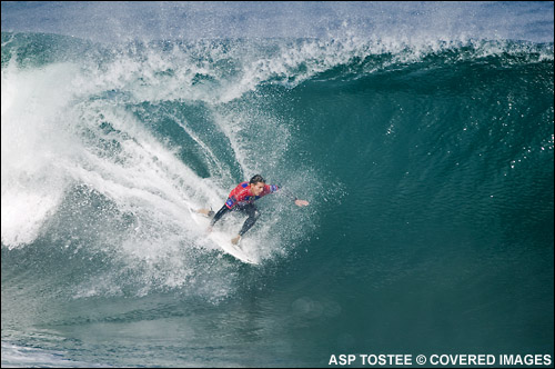 Andy Irons Chile.