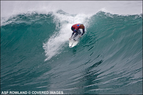 Bobby Martinez Rip Curl Pro Search Chile Surf Contest