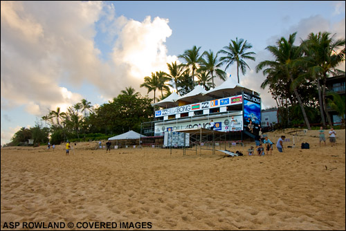 Pipe Masters Event Site.  Photo ASP Tostee