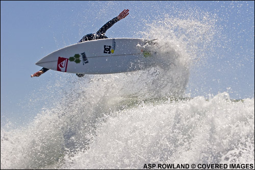 Dane Reynolds Boost Mobile Pro Surf Contest Lower Trestles