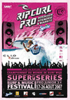 The Rip Curl Pro Super Series France Surf Contests