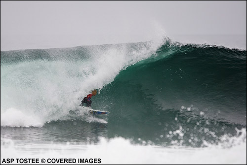 Kelly Slater Chile.  Pic Credit ASP Tostee
