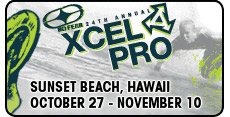 XCEL Pro Hawaii Surf Contest