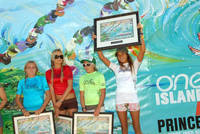 Island Girls Junior Pro Winners 2006