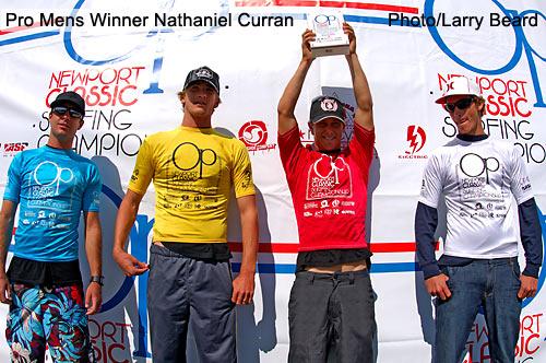 Newport Beach Pro 2005 Winners