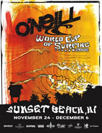O'neill World Cup of Surfing
