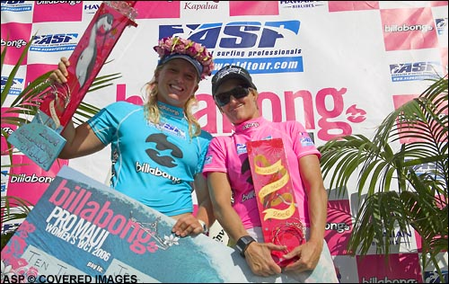 Winners Billabong Pro Honolua Maui Pic credit ASP Tostee