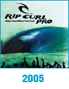 Rip Curl Pipeline Masters 2005